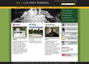 University Launches Website Redesign