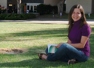 Graduate Student Says Hearst/CSU Trustee Scholarship Will Help Her Realize Her Dreams
