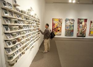'Crisscrossing' Exhibit Highlights Collaborative Arts