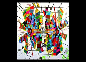 'Spectrum' Art Exhibit Highlights Color