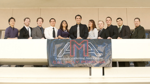 Business Students Shine in Marketing Competition