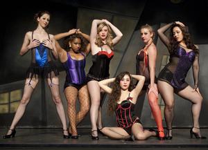 Theatre Department Performs 'Cabaret'
