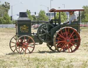 Farm Store to Host Tractor & Car Show