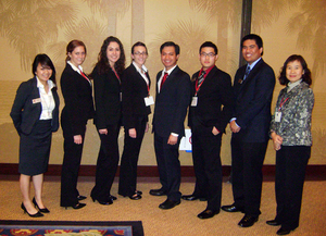 Beta Alpha Psi Team Going to National Competition