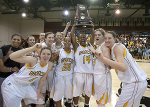 Broncos Win West Region, Advance to Elite Eight