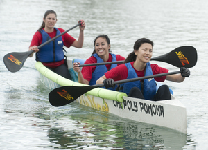 Concrete Canoe Team Races to Nationals