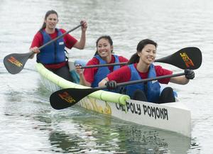 Concrete Canoe Team Races to Nationals