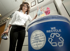 Campus Continues Excellence in Sustainability