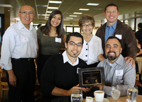 What in the World Are You Doing?, a nonprofit organization, received the 2011 Community Partner Award for Civic Engagement.