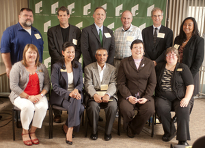 2011 Outstanding Advisors Honored