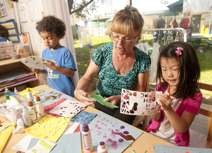 Major Gift to CEIS Will Launch Early Childhood Education Program