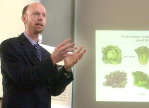Plant Science Professor Receives USDA Fellowship