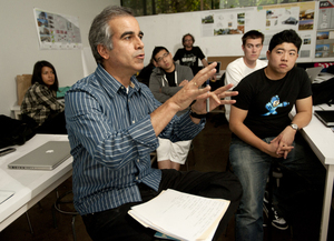 Professor Pablo La Roche talks about the Pamo Valley project.