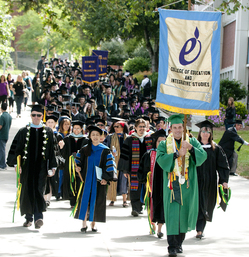 Commencement Ceremonies for Class of 2011