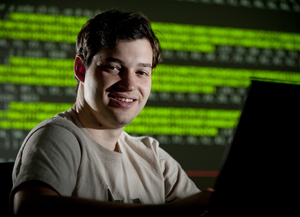 Computer Science Grad Tackles Complex Code