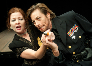 Power and Mania at its Worst in 'Richard III'