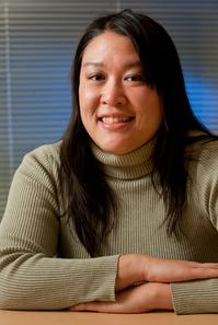 Melinda Leekin works in marketing at Lee Kum Kee in the City of Industry.