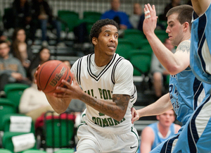 Broncos Fall in CCAA Semifinal Round