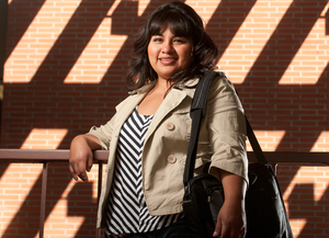 URP Student Receives National Fellowship