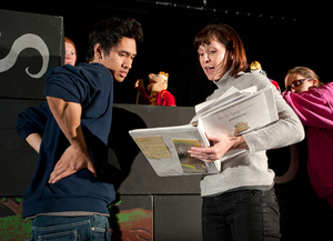 Annual Musical Production Gets Star Direction