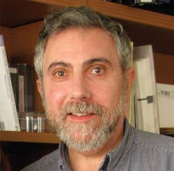 Nobel Laureate and Economist Paul Krugman to Speak on Campus