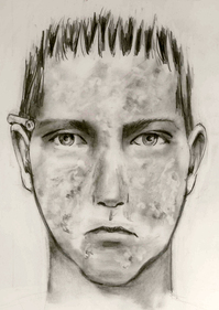 Sketch Released of Suspect in 2 Robberies