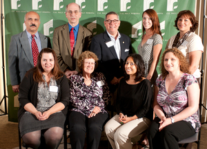 2011-12 Outstanding Advisors Honored