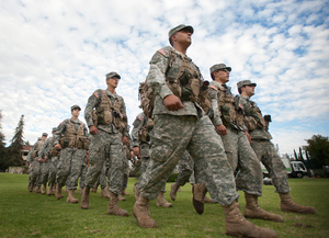 ROTC Cadets Learn Skills for Military and Civilian Futures