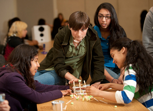 Encouraging Women to Say Yes to Engineering