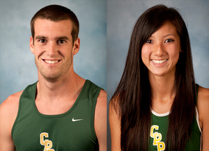 Track and Field Athletes Qualify for Nationals