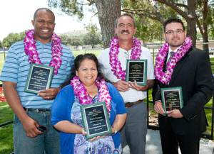 2012 Outstanding Staff Awards