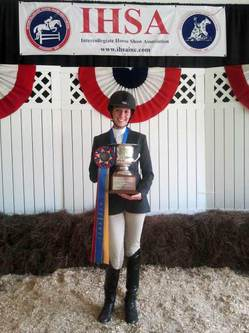 Bronco Wins at Intercollegiate Horse Show Nationals