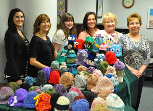 Warming Gifts for Cancer Patients