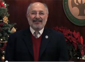 President's Video Update for Dec. 3