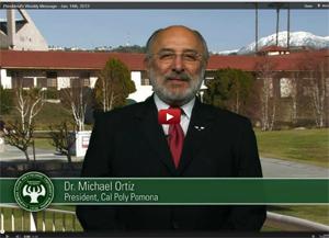 President's Video Update for Jan. 14