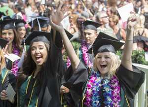 Commencement 2013: A Look Back