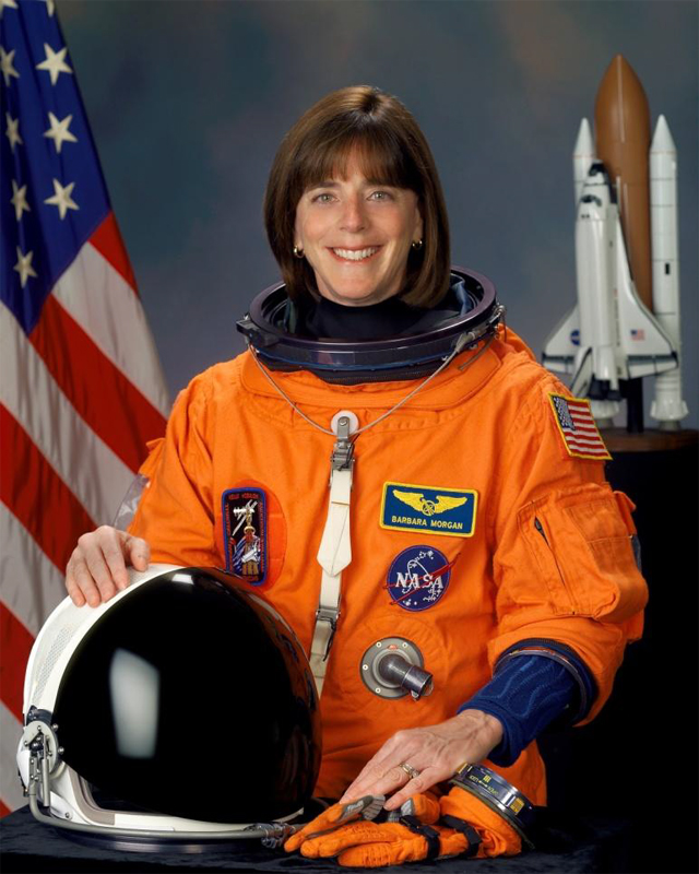 'Sky is No Limit' for NASA Astronaut