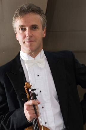 Music Performance Features LA Phil Concertmaster