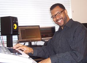 Music professor Mark Chubb