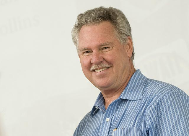 Vice President Ed Barnes to Retire Dec. 1