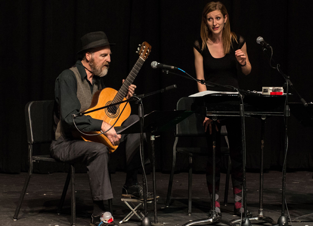 Guitar Festival Highlights History of Songwriting