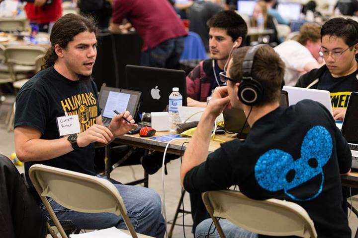 Students Hack Way to Top at MIT Competition