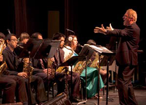 Jazz Band Named Finalist in Music Festival