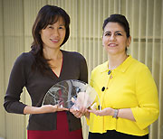 College of the Extended University Receives Leadership Award