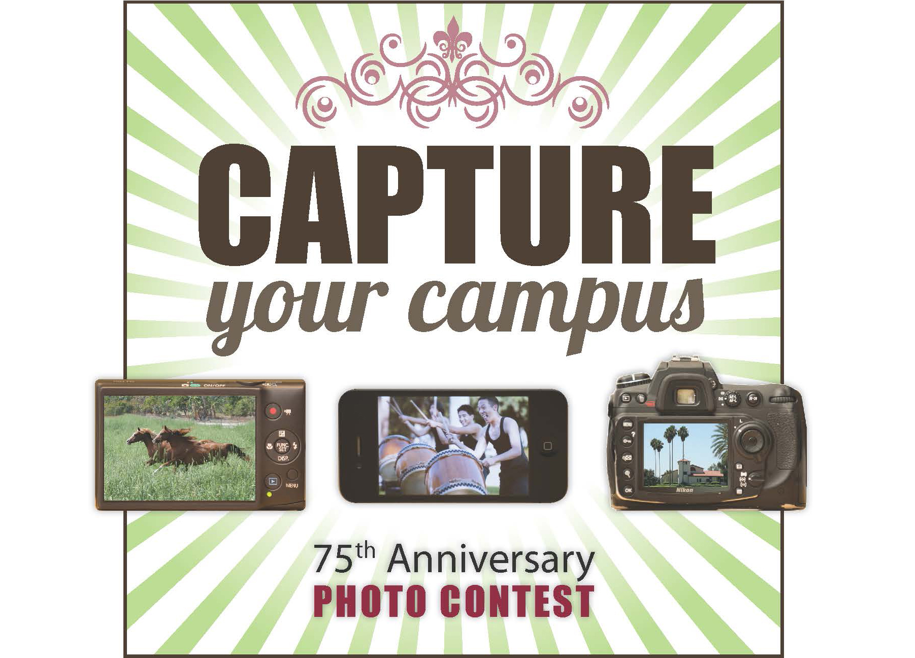 75th Anniversary Photo Contest Deadline is Monday