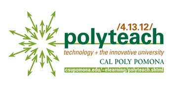 Logo for PolyTeach on April 13, 12.