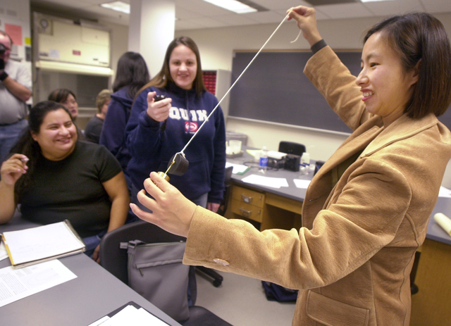 Grant to Elevate Science and Math Education in Middle Schools
