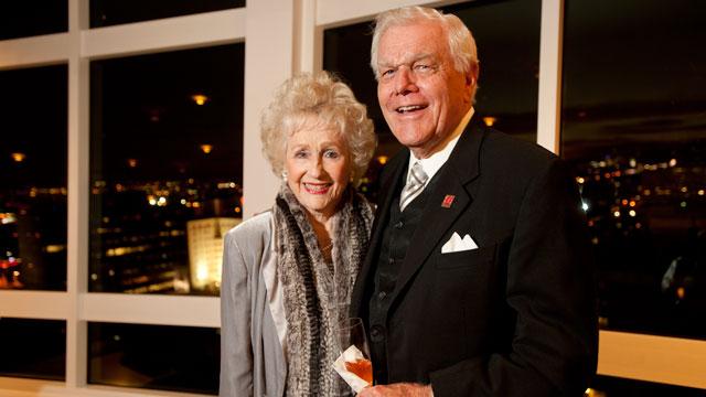 Carol and Jim Collins