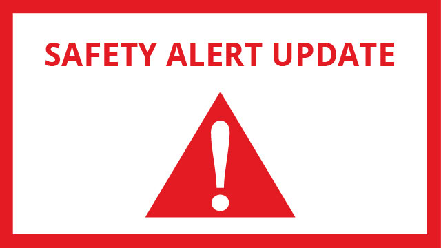 A test of the Safety Alert System is scheduled for Thursday, April 16.
