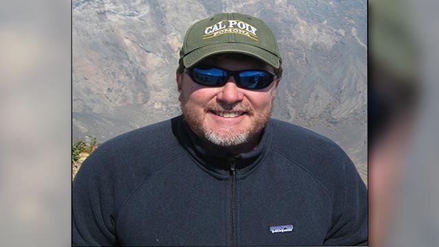 Geology Professor Jeff Marshall